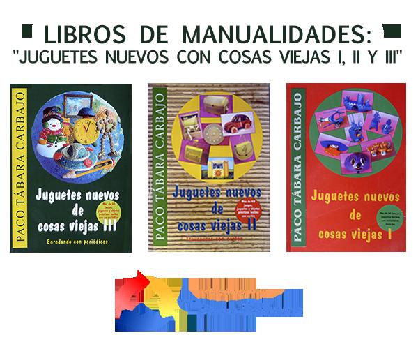 Libros de Manualidades y Reciclaje Crreativo