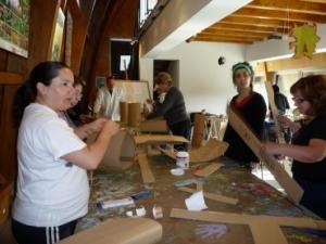 reciclaje-en-el-aula-de-la-naturaleza-de-ourense