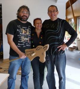 Talleres de Reciclaje en Televisión | Noticias. | Paco Tábara y sus Talleres de Reciclaje en televisión