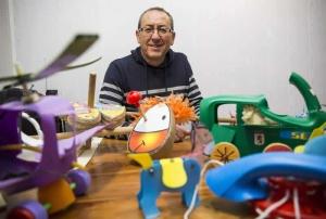 Paco Tabara reportaje en el Diario de León